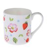 Buttercup of London Fragola 10cm Fine Bone China Straight Mug (Set of 2)