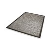 Dekowe Naturino Raute A2 Outdoor Rug in Charcoal