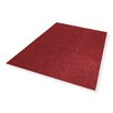 Dekowe Handgewebter Teppich Bella in Rot