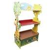 "Fantasy Fields Sunny Safari 38"" Bookshelf"