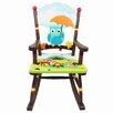 Fantasy Fields Enchanted Woodland Kids Rocking Chair