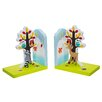 Fantasy Fields Enchanted Woodland Book Ends (Set of 2)