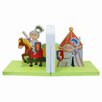 Fantasy Fields Knights & Dragons Book End (Set of 2)