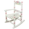 Fantasy Fields Bouquet Small Kids Rocking Chair