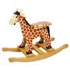 Fantasy Fields Safari Giraffe Rocking Horse