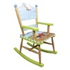 Fantasy Fields Transportation Kids Rocking Chair