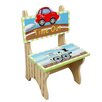 Fantasy Fields Transportation Kids Desk Chair