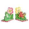 Fantasy Fields Magic Garden Book End (Set of 2)