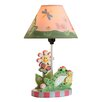 "Fantasy Fields Magic Garden 16.3"" H Table Lamp with Empire Shade"