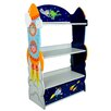 "Fantasy Fields Outer Space 40.13"" Bookshelf"