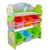 Fantasy Fields Magic Garden Toy Organizer