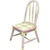 Fantasy Fields Crackled Rose Kids Desk Chair (Set of 2)
