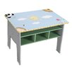 Fantasy Fields Sunny Safari Kids Arts and Crafts Table