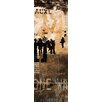 TAF DECOR Street Art 2 Graphic Art on Wrapped Canvas