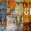 TAF DECOR Move on 57 Art Plaque