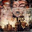 TAF DECOR Pura Puseh Graphic Art Plaque