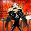 TAF DECOR Rebirth Giclee Graphic Art on Canvas