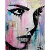 TAF DECOR Tempest 3 Painting Print on Canvas