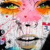 TAF DECOR Quite Frankly by Loui Jover Framed Graphic Art