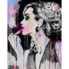 TAF DECOR Neon Giclée Graphic Art on Canvas