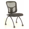 Eurotech Seating Flip Nesting Chair with Arms (Set of 2)