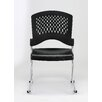 Eurotech Seating Aire Armless Classroom Stacking Chair (Set of 4)