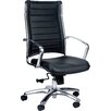 Eurotech Seating Europa Leather High-Back Executive Chair