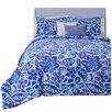 Seventeen Ombre Damask Comforter Set