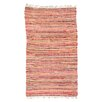 Zipcode™ Design Rosalyn Red Multi Striped Area Rug