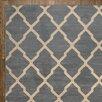 Zipcode™ Design Quatrefoil Area Rug in Gray