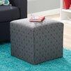 Zipcode Design Cube Ottoman