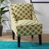 Zipcode Design Fretwork Swoop Chair in Green