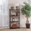 "Zipcode Design Redvale 54"" Etagere Bookcase"