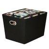 Zipcode™ Design Decorative Storage Bin with Handles