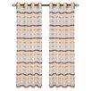 Zipcode™ Design Viola Grommet Single Curtain Panel