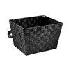Zipcode™ Design Woven Strap Basket