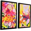 Zipcode™ Design Lola Fiesta 2 Piece Framed Painting Print Set