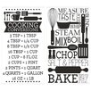 Zipcode™ Design Aryanna Cooking Conversions Wall Decal