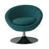 Zipcode™ Design Annabelle Disc Base Barrel Chair