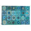 Zipcode™ Design Underwater Mosaic Graphic Art on Wrapped Canvas