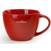 "Zipcode™ Design Bella 18 oz. Jumbo ""Coffee"" Mug (Set of 4)"