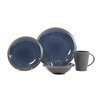 Baum Angled 16 Piece Dinnerware Set