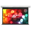 Elite Screens Saker White Electric Projection Screen