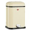 Wesco 3.4-Gal. Singleboy Step Trash Can