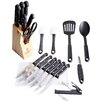 Gibson 20 Piece Knife & Cooking Tool Set