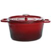 Gibson 5-qt. Cast Iron Round Dutch Oven