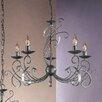 JH Miller York 5 Light Chandelier