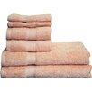 Espalma Deluxe 6 Piece Towel Set