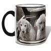 Retrospect Group Five Dogs Mug
