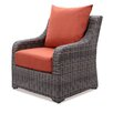 AE Outdoor Cherry Hill Deep Seating Chair with Cushion